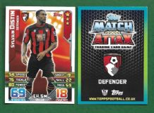 Bournemouth Sylvain Distin 8